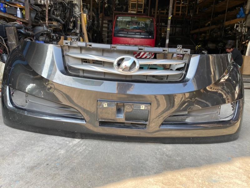 Бампер Toyota Bb QNC21 передний