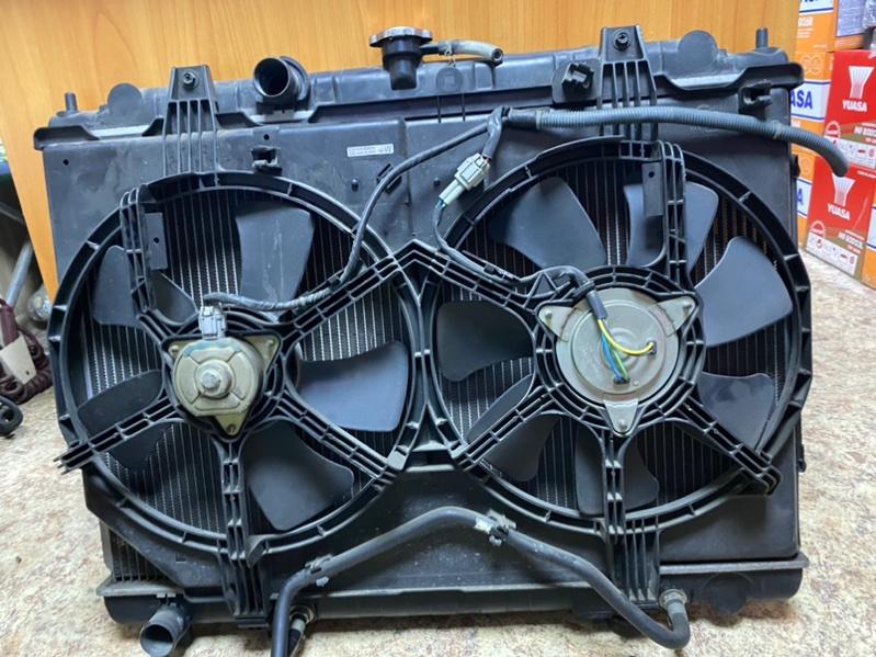 Радиатор основной Nissan Liberty RM12 QR25 передний