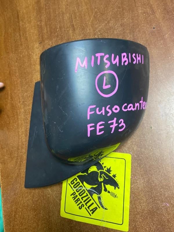 Накладка на зеркало Mitsubishi Fuso Canter FE73 передняя левая