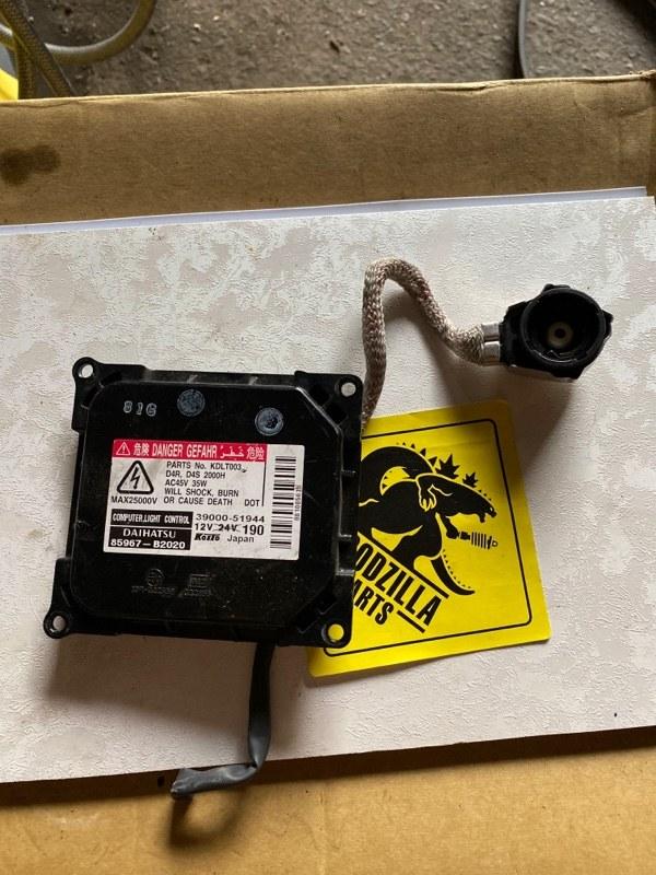 Блок розжига Daihatsu передний