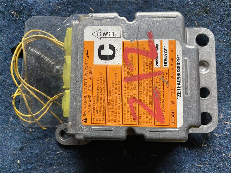 Блок управления airbag Nissan Cube Z12 HR15DE