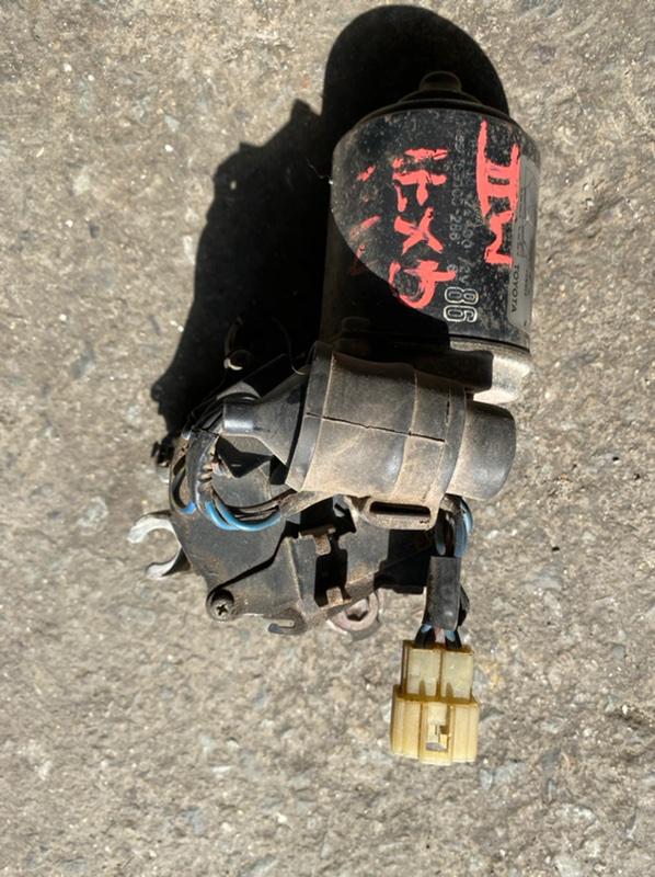 Мотор дворников Toyota Mark Ii GX71 1GGTEU 1986