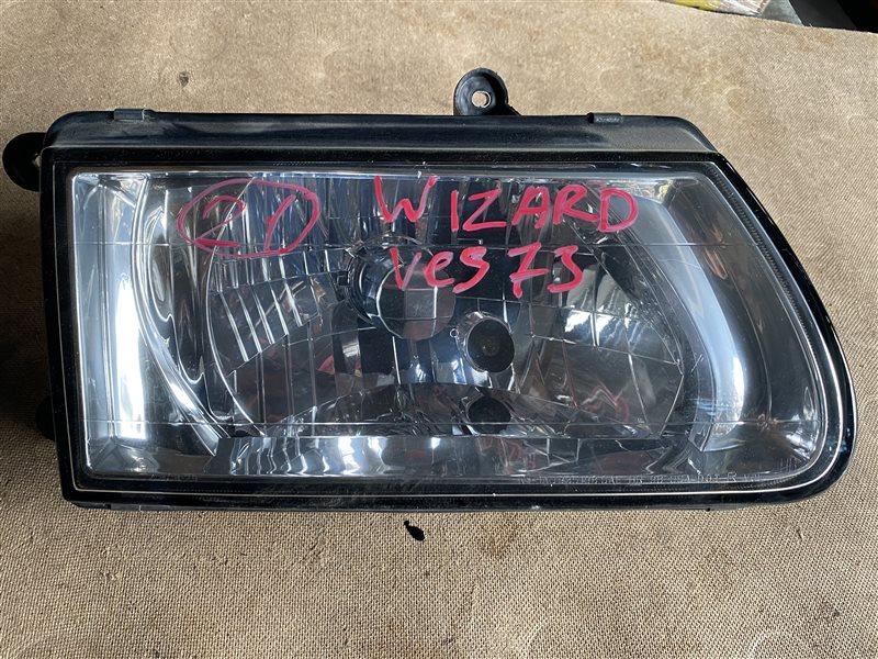 Фара Isuzu Wizard UES73FW 4JX1 2000 передняя правая