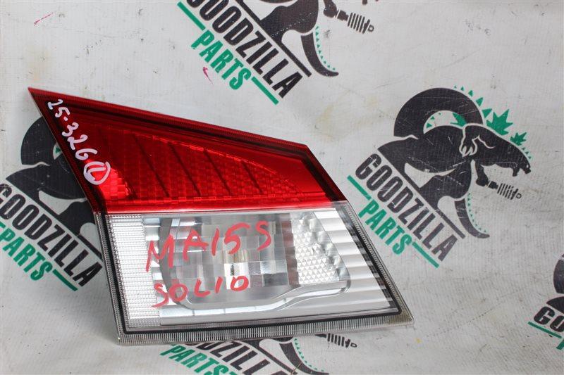 Стоп-вставка Suzuki Solio MA15S задняя левая