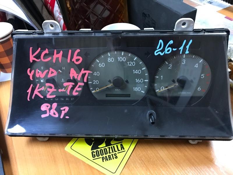Спидометр Toyota Grand Hiace KCH16 1KZTE 1998 передний