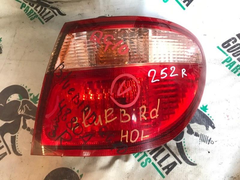 Стоп-сигнал Nissan Bluebird G10 задний правый