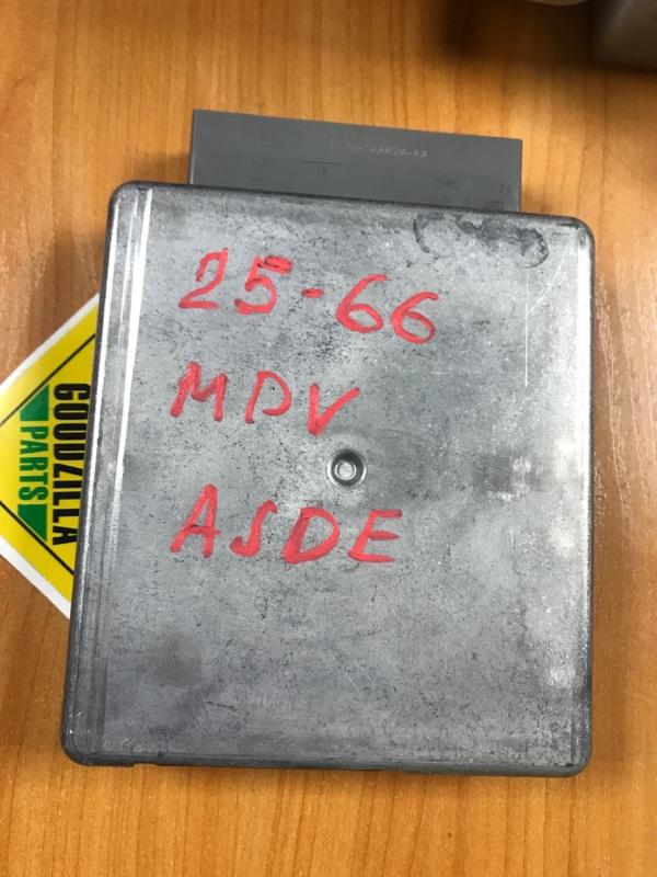 Блок управления efi Mazda Mpv LWFW AJDE