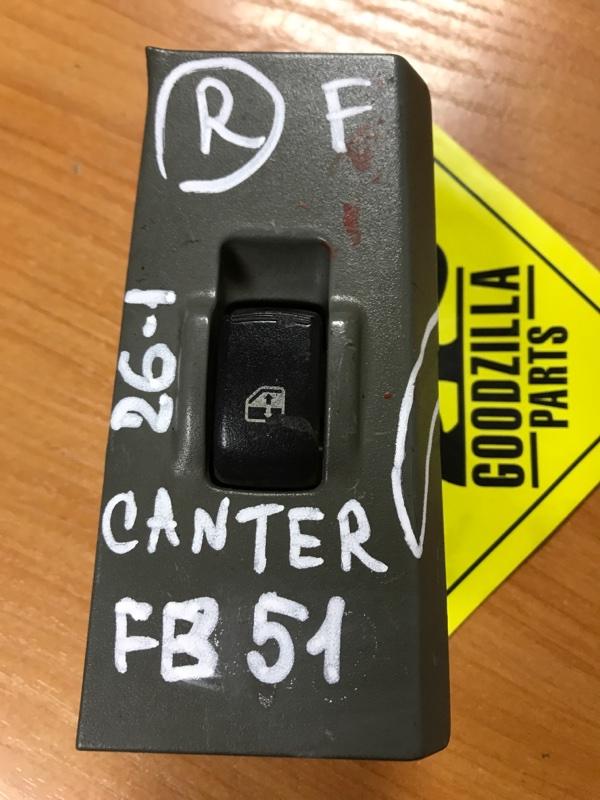 Блок управления стеклоподъемниками Mitsubishi Canter FB51 передний левый