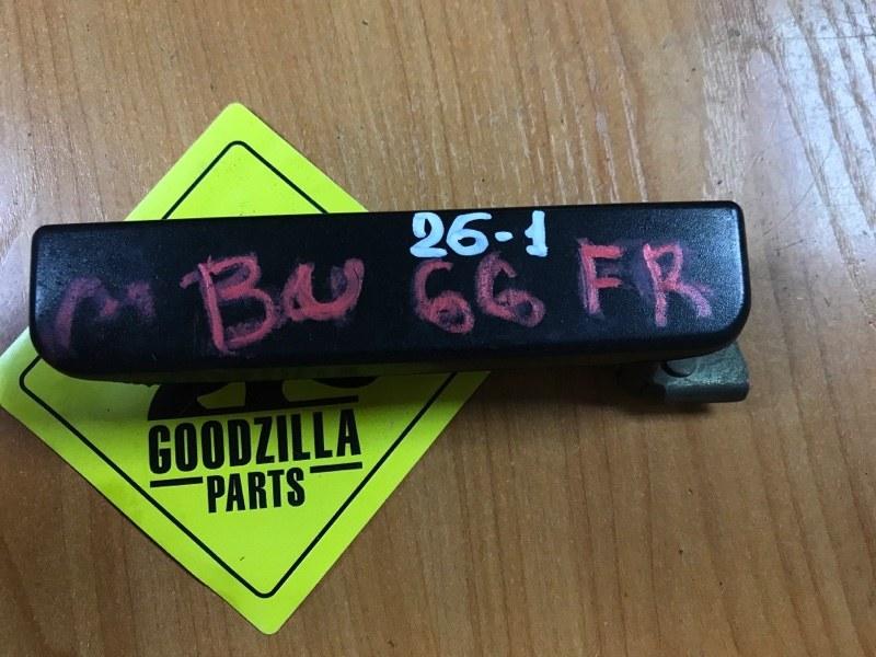 Ручка двери внешняя Toyota Dyna BU66 передняя правая