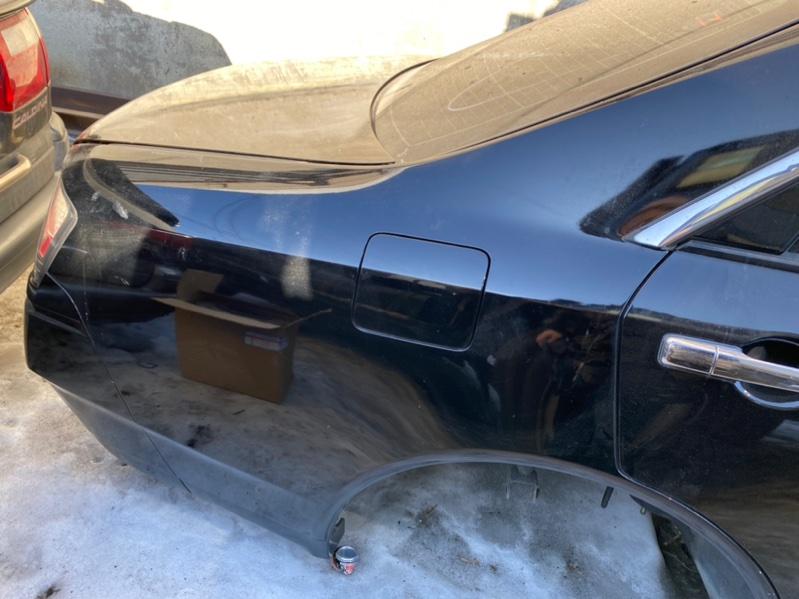 Крыло Nissan Cedric HY34 2002 заднее правое