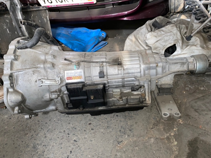 Акпп Toyota Crown GRS182 3GRFSE 2004