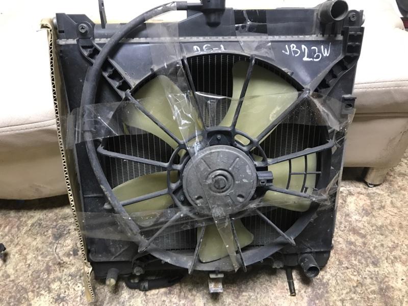 Вентилятор радиатора Suzuki Jimny JB23W передний