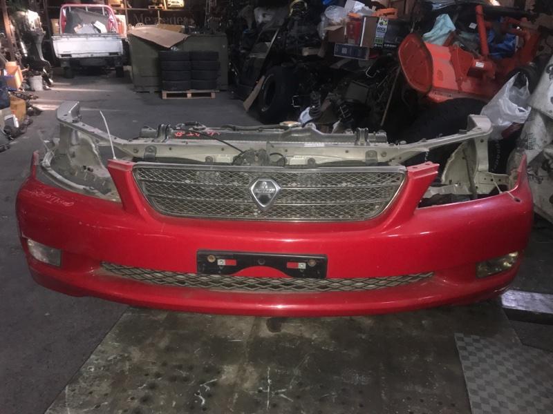 Ноускат Toyota Altezza Gita GXE10 1G передний