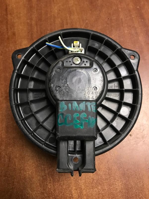Мотор печки Mazda Biante CCEFW LF