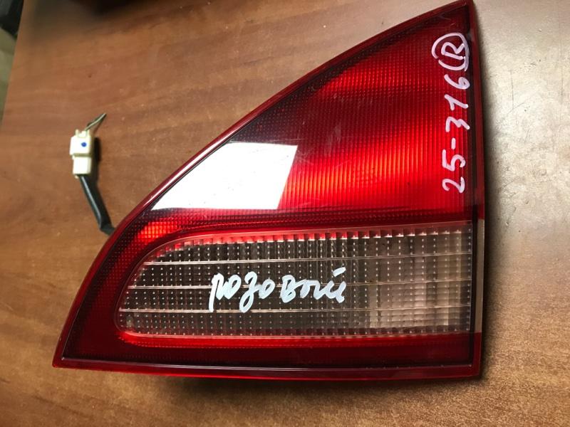 Стоп-вставка Nissan Wingroad WFY11 задняя правая