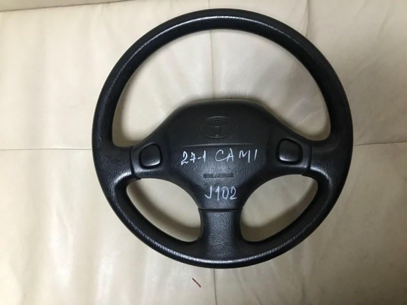 Руль Toyota Cami J102E K3VE 2005 передний