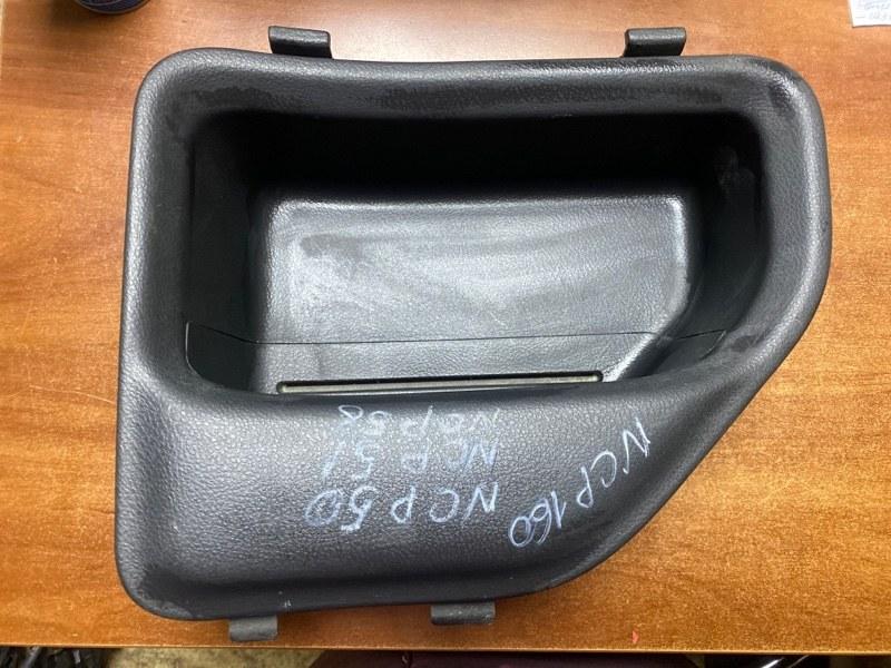 Обшивка багажника Toyota Probox NCP50 задняя левая