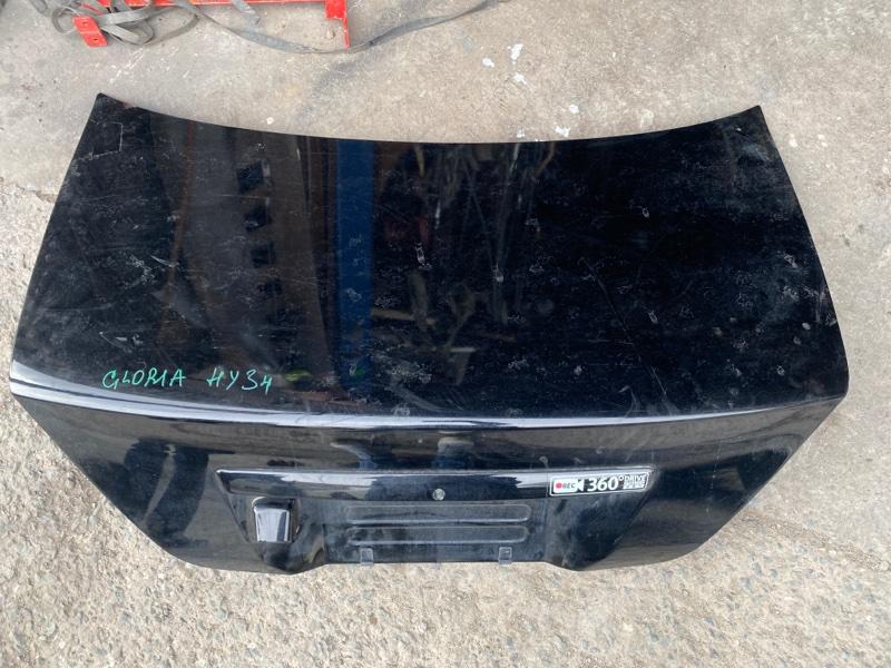 Крышка багажника Nissan Cedric HY34 2002 задняя