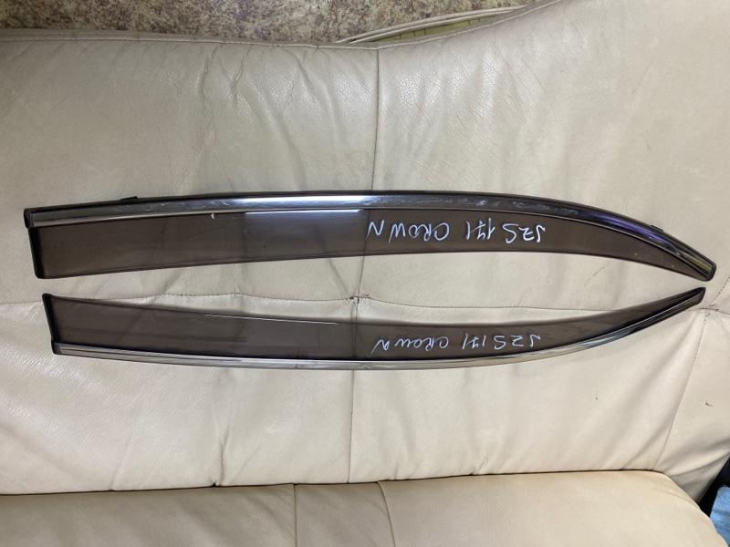 Ветровик Toyota Crown JZS171 задний