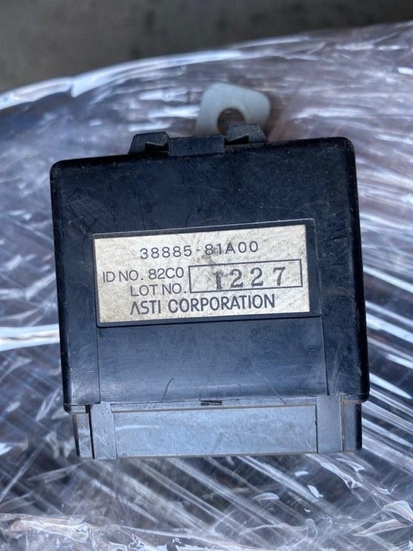 Блок управления 4wd Suzuki Jimny JB23W K6AT 2000 передний