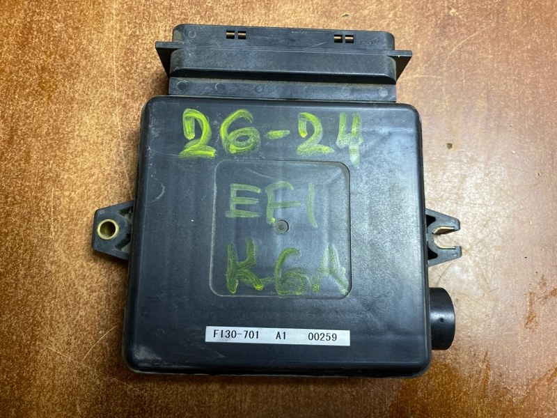 Блок управления efi Suzuki Jimny JB23W K6AT 2000