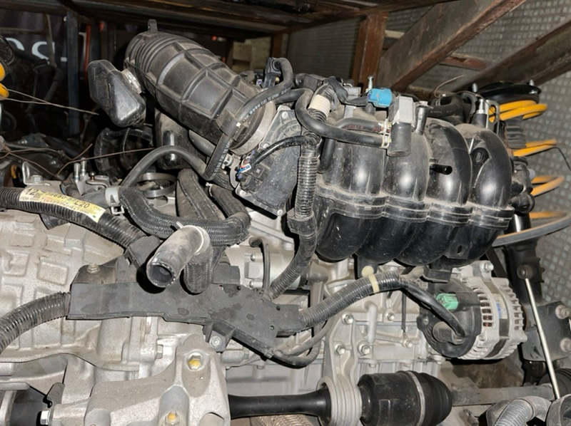 Двигатель Suzuki Kizashi RE91S J24B 2009