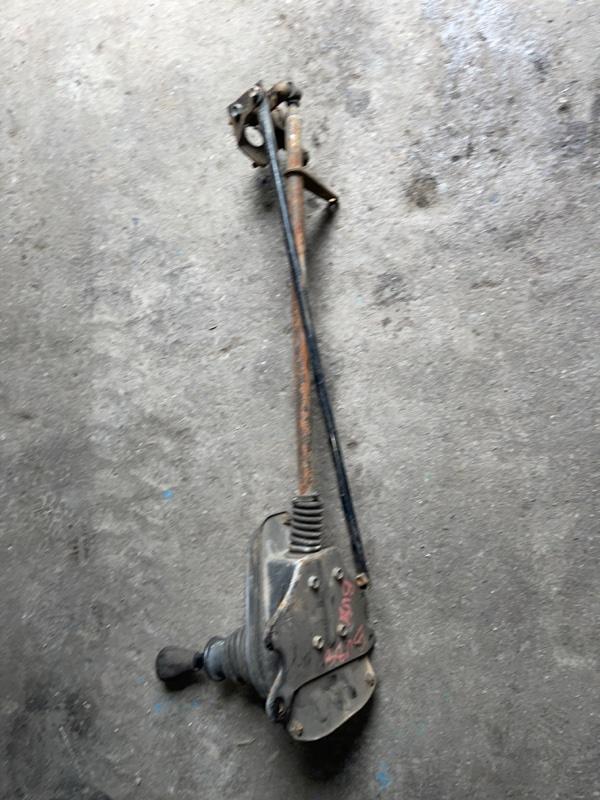 Селектор мкпп Toyota Dyna BU88 14B
