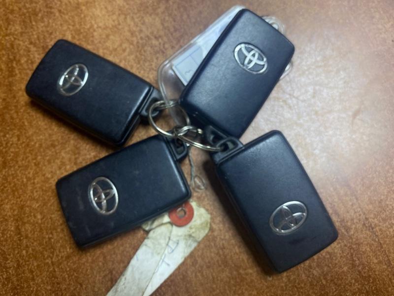 Смарт-ключ Toyota