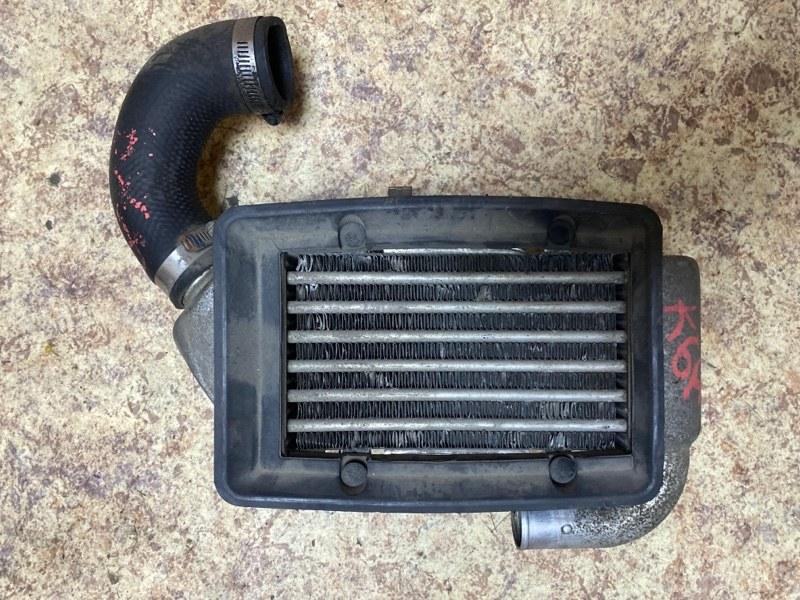 Радиатор интеркулера Suzuki Jimny JB23W K6AT