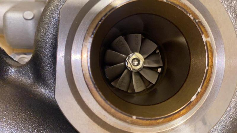 Турбина Toyota Land Cruiser Prado GDJ150 1GDFTV
