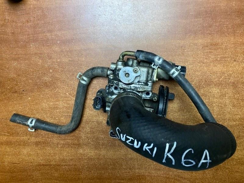 Дросельная заслонка Suzuki Jimny JB23W K6A