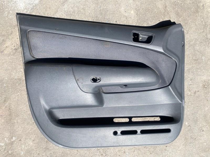 Обшивка двери Toyota Probox NCP58 передняя левая