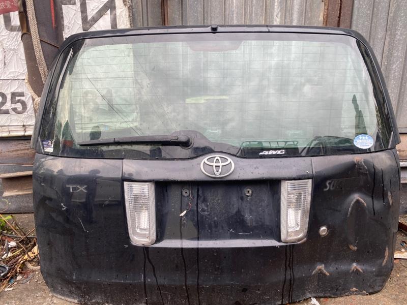 Дверь задняя Toyota Succeed NCP58 задняя