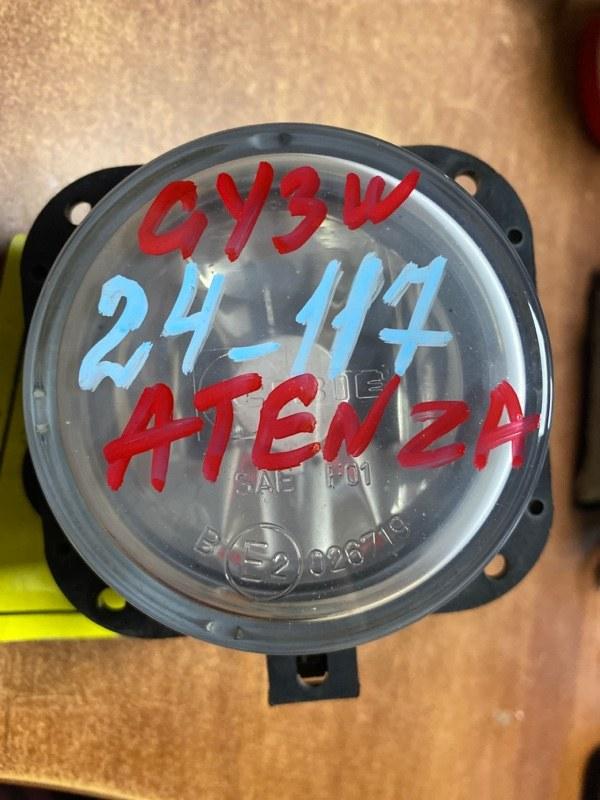Туманка Mazda Atenza GY3W передняя
