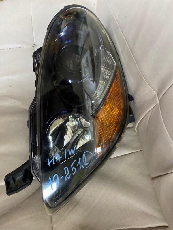 Фара Mitsubishi I HA1W передняя левая