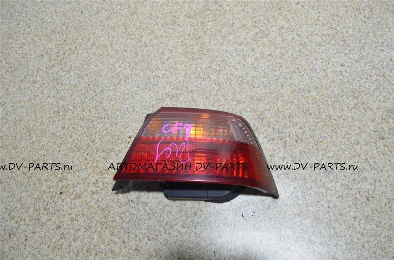 Стоп-сигнал Honda Torneo CF3 задний правый #711253