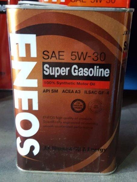 Масло Eneos Super Gasoline 100% Synt. 1 #E37