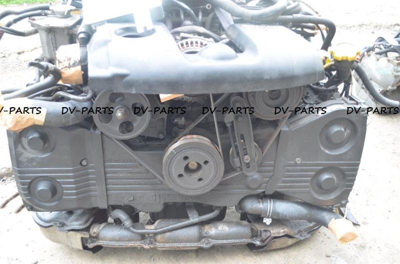 Двигатель Subaru Legacy BG5 EJ20RDWCJE 19