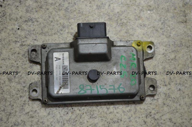 Блок переключения кпп Nissan Serena C25 MR20DE #871576