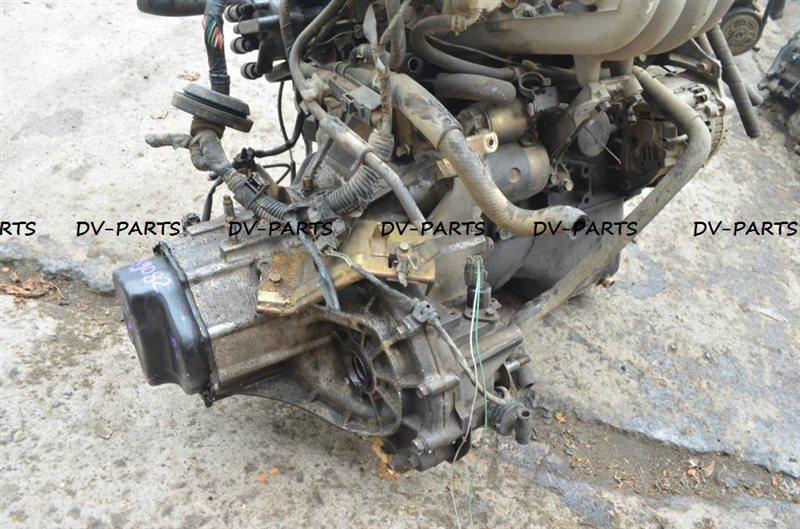 Мкпп Mazda Familia BJ3P B3 1998 #89082 F5E0171