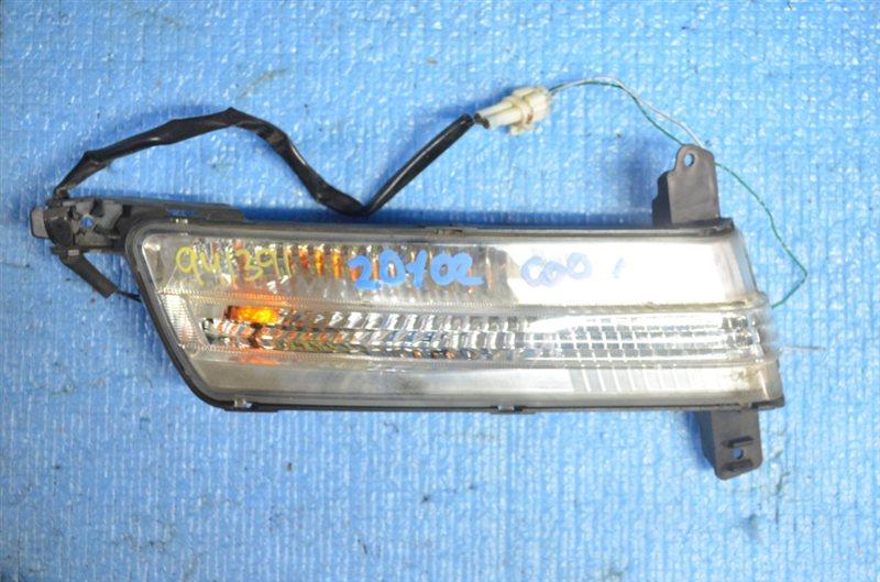 Повторитель бамперный Daihatsu Coo M402S передний правый #941391