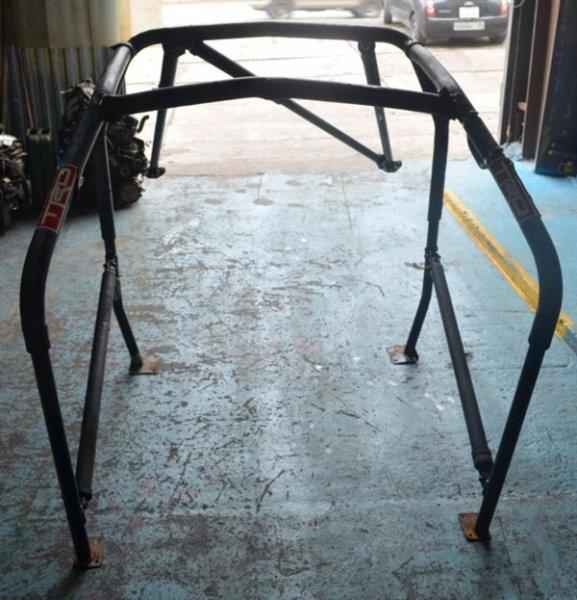 Каркас безопасности Toyota Vitz SCP10 #941596