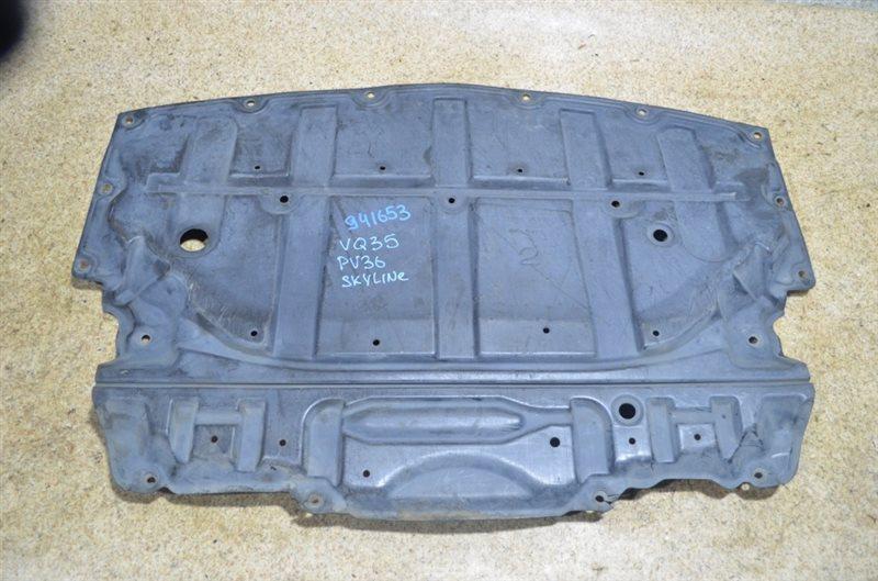 Защита двигателя Nissan Skyline V36 VQ35HR #941653