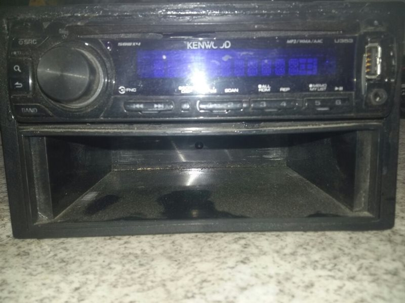 Магнитофон Kenwood U353 #711550