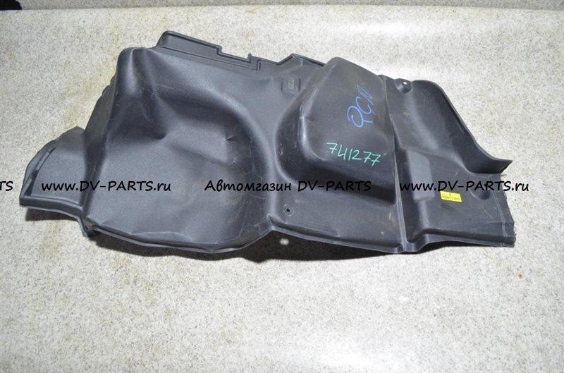 Обшивка багажника Nissan Bluebird Sylphy G10 QG18DE задняя левая #741277