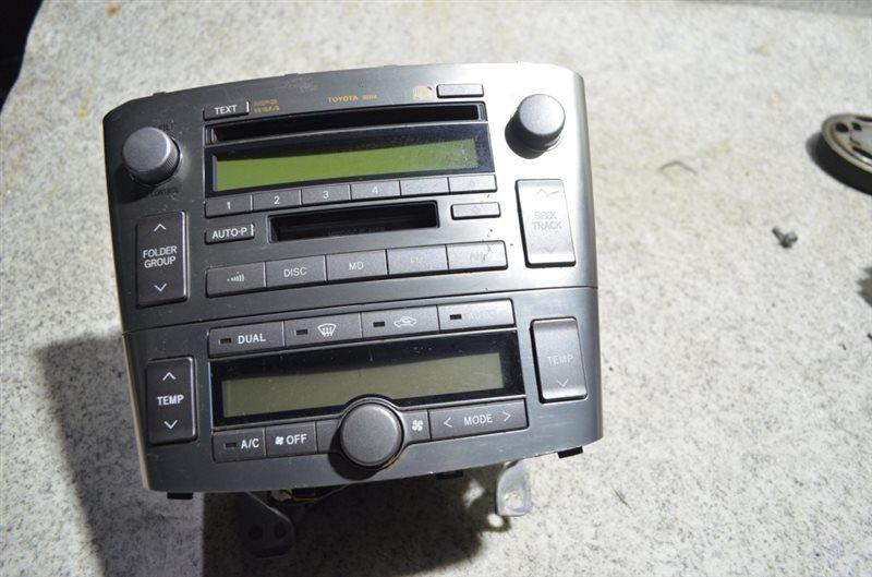 Магнитофон Toyota Avensis AZT250 #53206