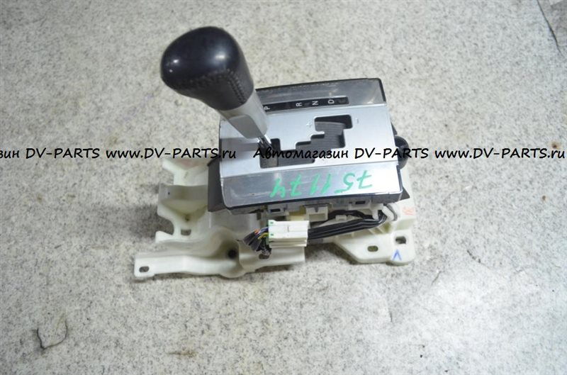Селектор акпп Mitsubishi Galant Fortis CY4A 2007 #751174