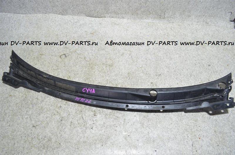 Планка под дворники Mitsubishi Galant Fortis CY4A 4B11 2007 передняя #751226
