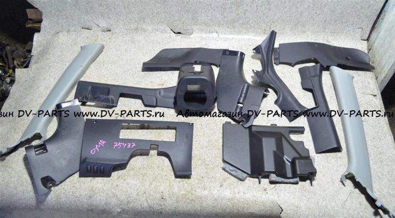 Пластик салона Mitsubishi Galant Fortis CY4A #75437