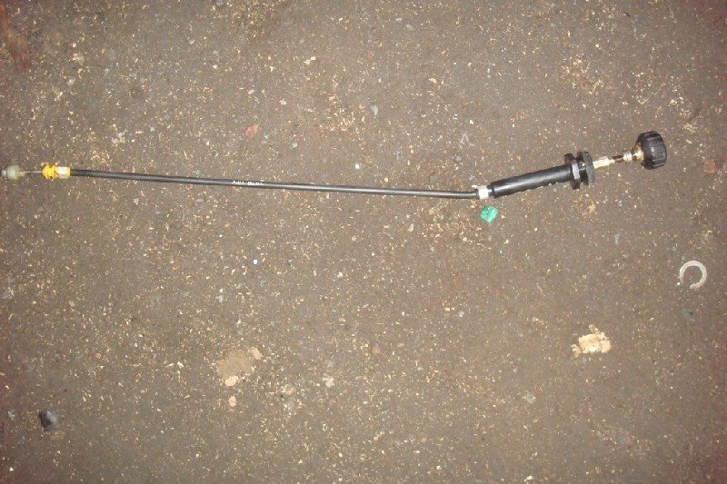 Тросик акселератора Isuzu Elf NHR69 4JG2 1993 #41883